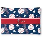 Baseball Zipper Pouch (Personalized)