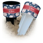 Baseball Beach Spiker Drink Holder (Personalized)