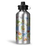 Animal Alphabet Water Bottle - Aluminum - 20 oz (Personalized)