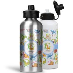 Animal Alphabet Water Bottles- Aluminum (Personalized)