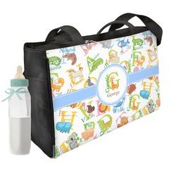 Animal Alphabet Diaper Bag (Personalized)