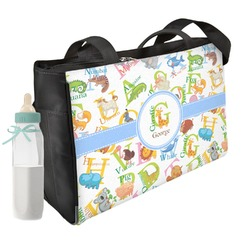 Animal Alphabet Diaper Bag (Personalized)