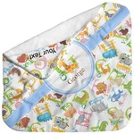 Animal Alphabet Baby Hooded Towel (Personalized)