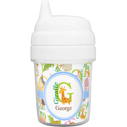 Animal Alphabet Baby Sippy Cup (Personalized)