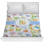 Animal Alphabet Comforter (Personalized)