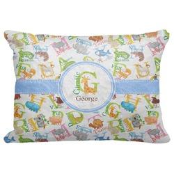 Animal Alphabet Decorative Baby Pillowcase - 16