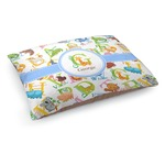 Animal Alphabet Dog Bed (Personalized)