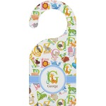 Animal Alphabet Door Hanger (Personalized)