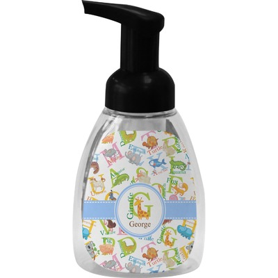 Animal Alphabet Foam Soap Dispenser (Personalized)