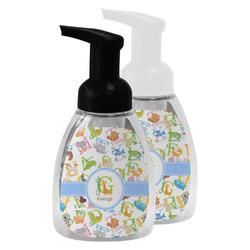 Animal Alphabet Foam Soap Bottle (Personalized)