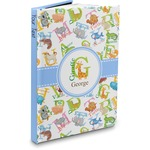Animal Alphabet Hardbound Journal (Personalized)