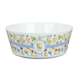 Animal Alphabet Kid's Bowl (Personalized)