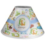 Animal Alphabet Coolie Lamp Shade (Personalized)