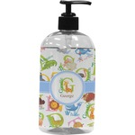 Animal Alphabet Plastic Soap / Lotion Dispenser (Personalized)
