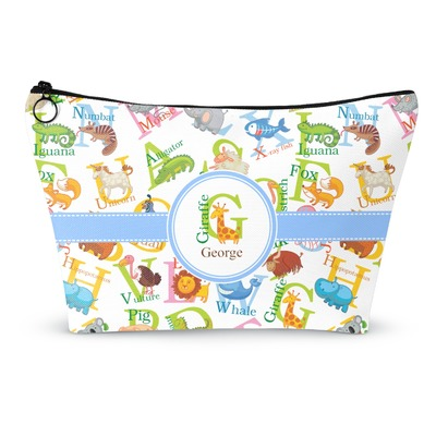 Animal Alphabet Makeup Bags (Personalized)