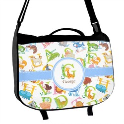 Animal Alphabet Messenger Bag (Personalized)