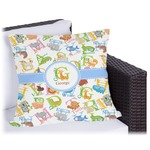 Animal Alphabet Outdoor Pillow (Personalized)