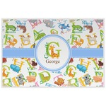 Animal Alphabet Placemat (Laminated) (Personalized)
