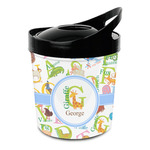 Animal Alphabet Plastic Ice Bucket (Personalized)