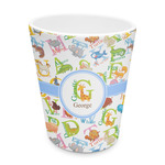 Animal Alphabet Plastic Tumbler 6oz (Personalized)