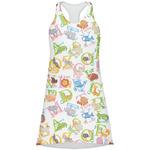 Animal Alphabet Racerback Dress (Personalized)