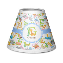 Animal Alphabet Chandelier Lamp Shade (Personalized)