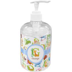 Animal Alphabet Soap / Lotion Dispenser (Personalized)