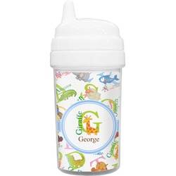 Animal Alphabet Toddler Sippy Cup (Personalized)