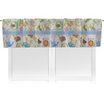 Animal Alphabet Valance (Personalized)