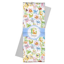 Animal Alphabet Yoga Mat Towel (Personalized)