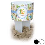 Animal Alphabet Beach Spiker Drink Holder (Personalized)