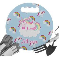 Rainbows and Unicorns Gardening Knee Cushion (Personalized)