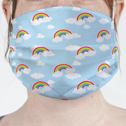 Rainbows and Unicorns Face Mask Cover (Personalized)