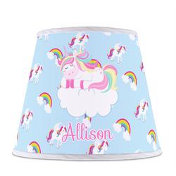Rainbows and Unicorns Empire Lamp Shade (Personalized)