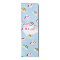 Rainbows and Unicorns Runner Rug - 3.66'x8' w/ Name or Text