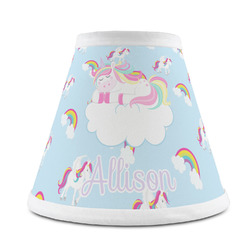 Rainbows and Unicorns Chandelier Lamp Shade (Personalized)