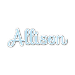 Rainbows and Unicorns Name/Text Decal - Custom Sizes (Personalized)
