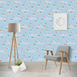 Rainbows and Unicorns Wallpaper & Surface Covering
