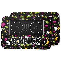 Music DJ Master Dish Drying Mat w/ Name or Text