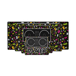 DJ Music Master Gaming Mouse Pad (Personalized)