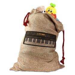 Music DJ Master Santa Sack (Personalized)