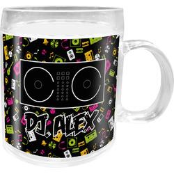 Music DJ Master Acrylic Kids Mug (Personalized)
