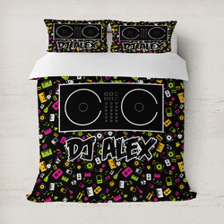 Music DJ Master Duvet Covers (Personalized)