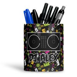 Music DJ Master Ceramic Pen Holder