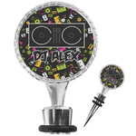 Music DJ Master Wine Bottle Stopper (Personalized)