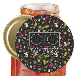 Music DJ Master Jar Opener (Personalized)