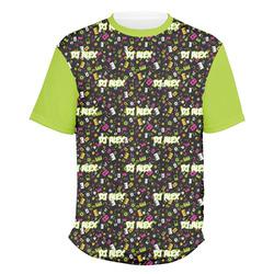 Music DJ Master Men's Crew T-Shirt (Personalized)