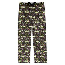 Music DJ Master Mens Pajama Pants (Personalized)