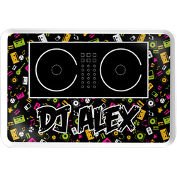 Music DJ Master Serving Tray w/ Name or Text