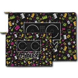 Music DJ Master Zipper Pouch (Personalized)
